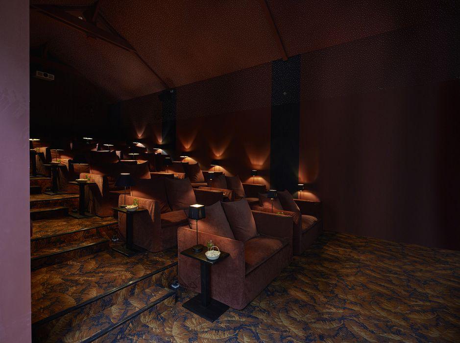 Cinéma Prive Domaine de Raba